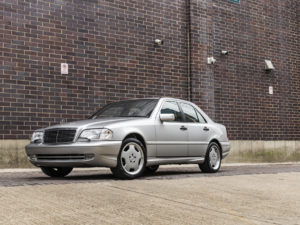 Mercedes C43 Amg Was A Promise Of What Was To Come
